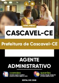 Agente Administrativo - Prefeitura de Cascavel-CE