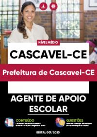 Agente de Apoio Escolar - Prefeitura de Cascavel-CE