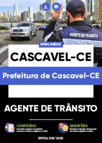 Agente de Trânsito - Prefeitura de Cascavel-CE