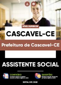Assistente Social - Prefeitura de Cascavel-CE