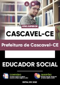 Educador Social - Prefeitura de Cascavel-CE