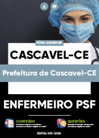 Enfermeiro PSF - Prefeitura de Cascavel-CE
