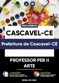 Professor PEB II - Arte - Prefeitura de Cascavel-CE