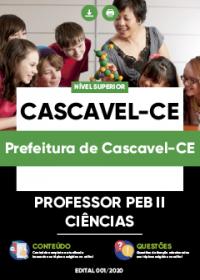 Professor PEB II - Ciências - Prefeitura de Cascavel-CE