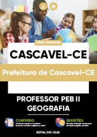 Professor PEB II - Geografia - Prefeitura de Cascavel-CE