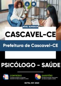 Psicólogo - Prefeitura de Cascavel-CE