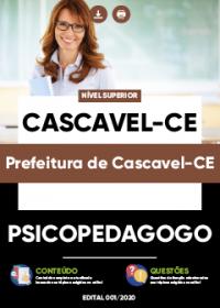Psicopedagogo - Prefeitura de Cascavel-CE