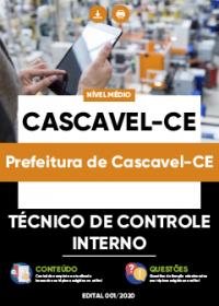 Técnico de Controle Interno - Prefeitura de Cascavel-CE