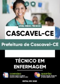 Técnico em Enfermagem - Prefeitura de Cascavel-CE