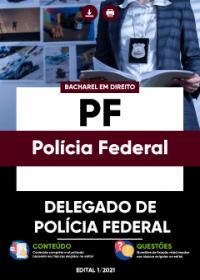 Delegado de Polícia Federal - PF (Polícia Federal)