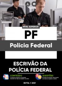 Escrivão da Polícia Federal - PF (Polícia Federal)