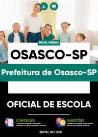 Oficial de Escola - Prefeitura de Osasco-SP