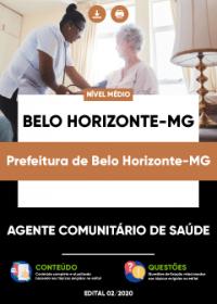 Agente Comunitário de Saúde - Prefeitura de Belo Horizonte-MG