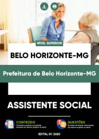 Assistente Social - Prefeitura de Belo Horizonte-MG