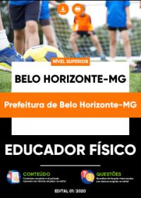 Educador Físico - Prefeitura de Belo Horizonte-MG