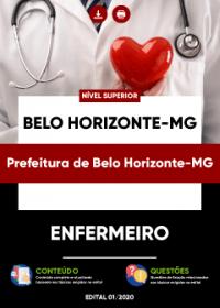 Enfermeiro - Prefeitura de Belo Horizonte-MG