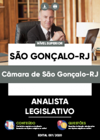 Analista Legislativo - Câmara de São Gonçalo-RJ