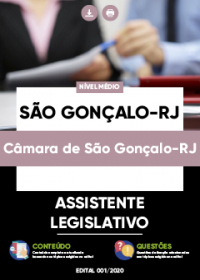 Assistente Legislativo - Câmara de São Gonçalo-RJ