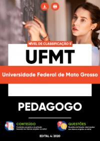 Pedagogo - UFMT