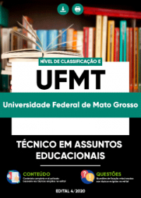 Técnico em Assuntos Educacionais - UFMT