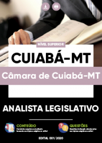 Analista Legislativo - Câmara de Cuiabá-MT