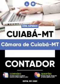Contador - Câmara de Cuiabá-MT