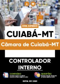 Controlador Interno - Câmara de Cuiabá-MT