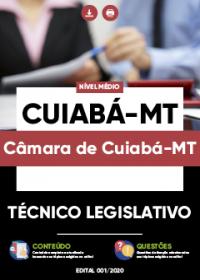 Técnico Legislativo - Câmara de Cuiabá-MT