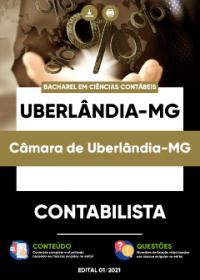 Contabilista - Câmara de Uberlândia-MG