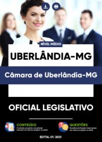 Oficial Legislativo - Câmara de Uberlândia-MG