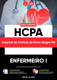 Enfermeiro I (Neonatologia) - HCPA