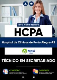 Técnico em Secretariado - HCPA