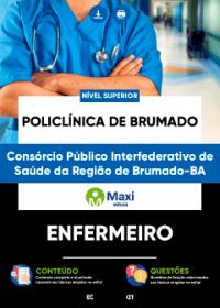 Enfermeiro - Policlínica de Brumado
