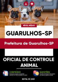 Oficial de Controle Animal - Prefeitura de Guarulhos-SP
