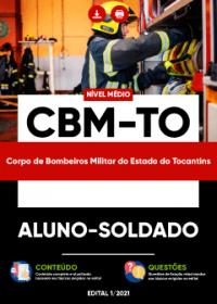Aluno-Soldado - CBM-TO