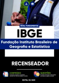 Recenseador - IBGE