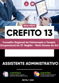 Assistente Administrativo - CREFITO 13