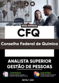 Analista Superior - Gestão de Pessoas - CFQ