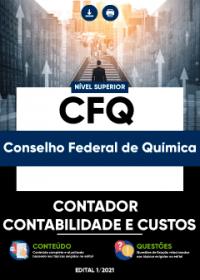 Contador - Contabilidade e Custos - CFQ