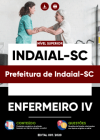 Enfermeiro IV - Prefeitura de Indaial-SC