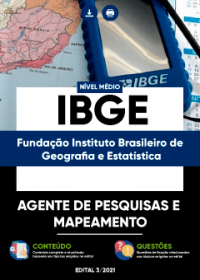 Agente de Pesquisas e Mapeamento - IBGE