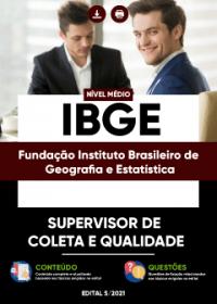 Supervisor de Coleta e Qualidade - IBGE