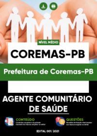 Agente Comunitário de Saúde - Prefeitura de Coremas-PB