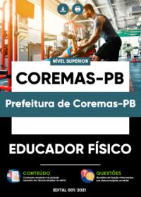 Educador Físico - Prefeitura de Coremas-PB