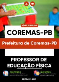 Professor de Educação Física - Prefeitura de Coremas-PB