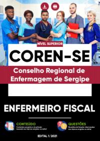 Enfermeiro Fiscal - COREN-SE