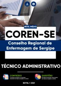 Técnico Administrativo - COREN-SE
