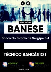 Técnico Bancário I - BANESE