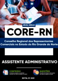 Assistente Administrativo - CORE-RN
