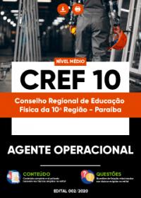Agente Operacional - CREF 10